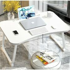 Portable Folding Laptop Table, Breakfast Serving Bed Tray