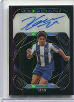 2020-21 Panini Obsidian Soccer AUTO Deco FC Porto /149
