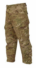 Multicam Camo ACU Tactical Military Uniform Pants by TRU SPEC 1299 - MEDIUM LONG