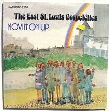 SEALED THE EAST ST. LOUIS GOSPELETTES: Movin On Up LP NASHBORO RECORDS US 1980