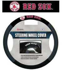 Boston Red Sox Mesh Steering Wheel Cover [NEW] MLB Car Auto CDG