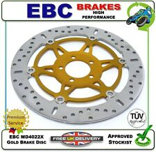 Nuevo EBC Disco De Freno Delantero Rotor MD4022X 320mm Kawasaki ZZR1100 ZZR ZX1100D D3 95