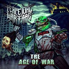 PERPETUAL WARFARE - The Age of War (NEW*COL PRIVATE PRESS*EARLY SEPULTURA)