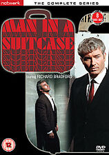 Man In A Suitcase - Complete (DVD, 2008, 8-Disc Set)