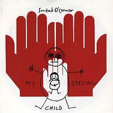 """SINEAD O'CONNOR - MY SPECIAL CHILD / NOTHING COMPARES 2 U : 7"""" VINYL SINGLE"""