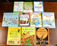 Lot 10 HB/PB Poetry Collection Books by Jack Prelutsky Rhymes Peter Sis J2