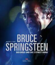 Bruce Springsteen von Gillian G. Gaar (2018, Gebundene Ausgabe)