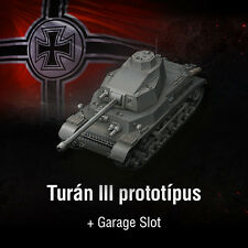 World of Tanks | WoT | Bonus Code | Turan III Prototype | EU | NA | PC