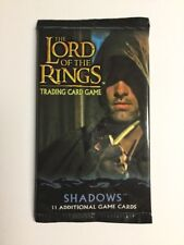 LOTR Lord of the Rings Shadows Booster Pack New! TCG CCG