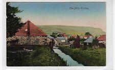 THE MILLS, TROCHRY near DUNKELD: Perthshire postcard (C25941)