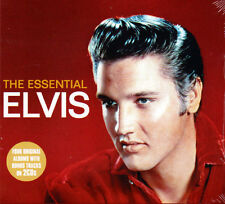 ELVIS PRESLEY - THE ESSENTIAL ELVIS - 4 ALBUMS ON NEW SEALED 2CD