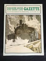 Narrow Gauge and Short Line Gazette January February 1986