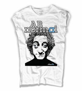 T-shirt donna MARTY FELDMAN frankenstein junior AB normal Amazink