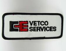"Vintage Oil Industry Patch - CE Vetco Pipeline Inc - Texas - 4 3/4"""