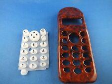 FRONT Cover + Tastatur für SAVVY Mobile Phone Handyschale Neu Facade Housing NEW