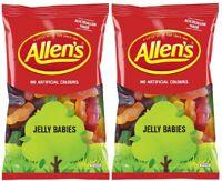 Allens Jelly Babies 2.6kg Halloween Candy Buffet Party Favors Bulk Lollies