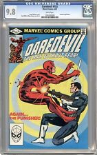 Daredevil #183 CGC 9.8 -Punisher Appearance-Miller-Netflix- Key CGC 1291283009