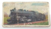 Canadian Pacific Railway Engines 2300-462 Imperial Tobacco Card 27 Train F049