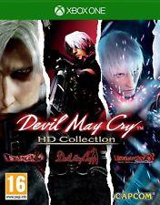 Devil MAY CRY HD COLLECTION XBOX 1 Video Juego original de Reino Unido One liberación como nuevo
