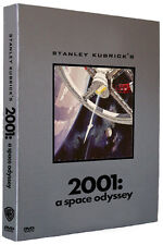 """""""2001 A SPACE ODYSSEY"""" - Special Edition DVD Box Set - RECENTLY DISCOVERED STOCK"""
