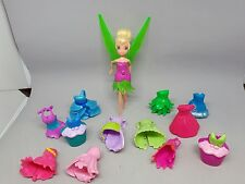 Disney Tinkerbell polly pocket and dresses