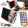 TRANSMISOR REPRODUCTOR FM PARA MECHERO DE COCHE microSD MICRO SD USB MP3 CAR
