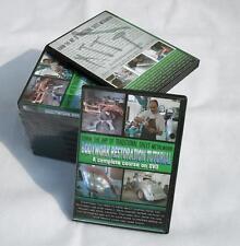 David Gardiner's Bodywork Restoration Tutorial DVD - English Wheel - Metal Shape