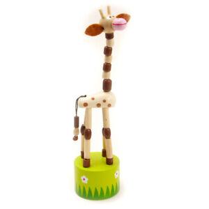 Fun Giraffe Push Up Toy - Cracker Filler Gift   Cracker Fillers & Gifts