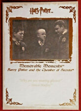 HARRY POTTER - MEMORABLE MOMENTS #1 - Card #20 - I DIDN'T KNOW YOU COULD READ