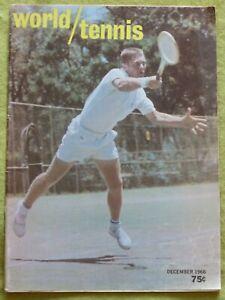 WORLD TENNIS / 1966 DEC / THE BENSON-TWINING AFFAIR