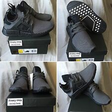 SOLD OUT DS  LIMITED EDITION  ADIDAS NMD XR1 PK S32211 BOOST TRIPLE BLACK  UK 7