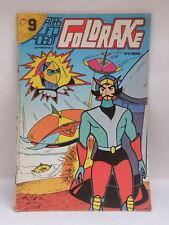 GOLDRAKE 9 ATLAS UFO ROBOT 1979 fumetto edizioni FLASH
