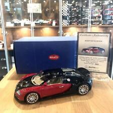 AUTOart 1/18 Bugatti Veyron 2009 First Edition Rare Red/Black 70901