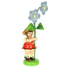 426-308h0005 Hubrig Blumenkind Junge mit Enzian