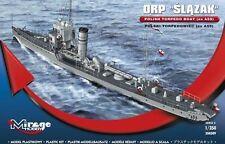 ORP SLAZAK - POLISH NAVY TORPEDO BOAT 1/350 MIRAGE