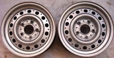 Cerchi in acciaio BMW 51/2Jx14 H2B ET25 per serie E3, E9, E12, E28, E23, E24