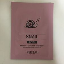 1 SHEET SKINFOOD SNAIL BEAUTY IN AFOOD MASK PACK - SMOOTH & FIRM