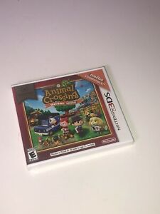 Animal Crossing: New Leaf -- Welcome Amiibo Nintendo 3DS Sealed Brand New