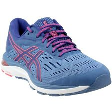ASICS Womens Gel-Cumulus 20 Blue Running Shoes Size 7 WIDE New With Box