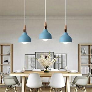 Dining Room Pendant Lighting Kitchen Blue Pendant Light Home Bar Ceiling Lights