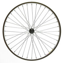 "Weinmann TM19 24"" Kid's Bike Bicycle Alloy Front Wheel 36H 3/8"" Nutted Axle New"