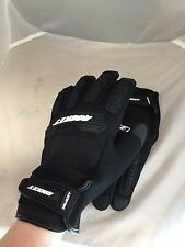 JOE ROCKET MENS VELOCITY 2.0 MESH BLACK  MOTORCYCLE GLOVES  2XL TOUCH FINGER