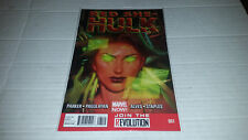 Red She-Hulk # 61 (2013, Marvel) 1st Print