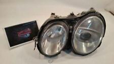 2001 Mercedes-Benz CL500 Headlight driver 2158200561