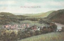 Glen Ray, near Alderson, Summers County, West Virginia ca 1910s Vintage Postcard