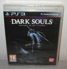 DARK SOULS PREPARE TO DIE Edition SEALED NEW PlayStation 3 FROM SOFTWARE BlkLabl