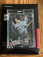 TOPPS PROJECT 2020 51 MIKE TROUT 2011 TOPPS UPDATE US175 by Ben Baller IN HAND