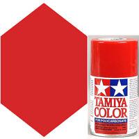 Tamiya Polycarbonate Red Spray Paint PS-2