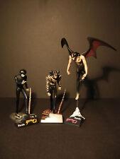 DEVILMAN GASHAPON - GO NAGAI - FURUTA Set of 3 - Devilman transformation!