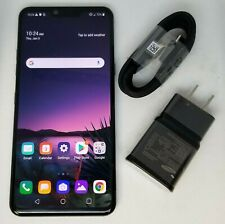 NEW LG G8 ThinQ LM-G820UM - 128GB - Gray - AT&T (GSM Unlocked) smartphone  10/10